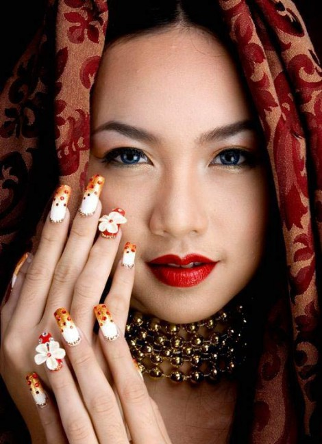 Tay trọn bộ  Deluxe Spa - Deluxe Spa Manicure
